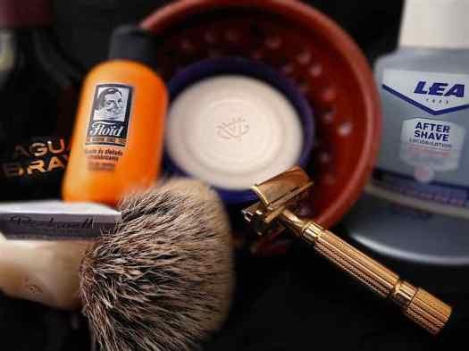 Afeitado del Dia (SOTD) 3